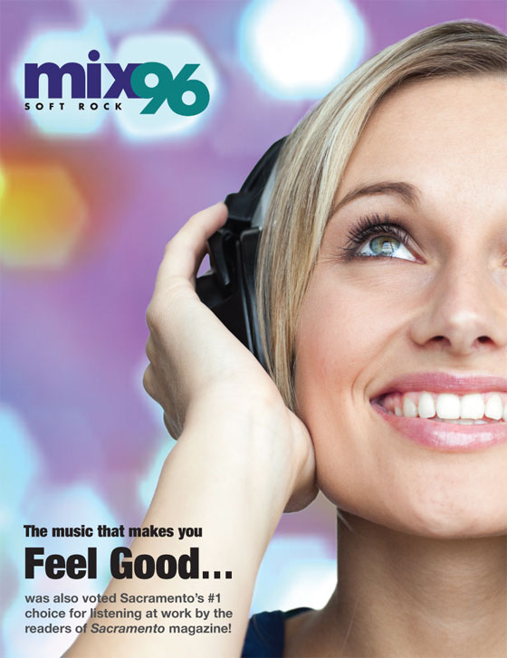 Mix 96 Advertisement